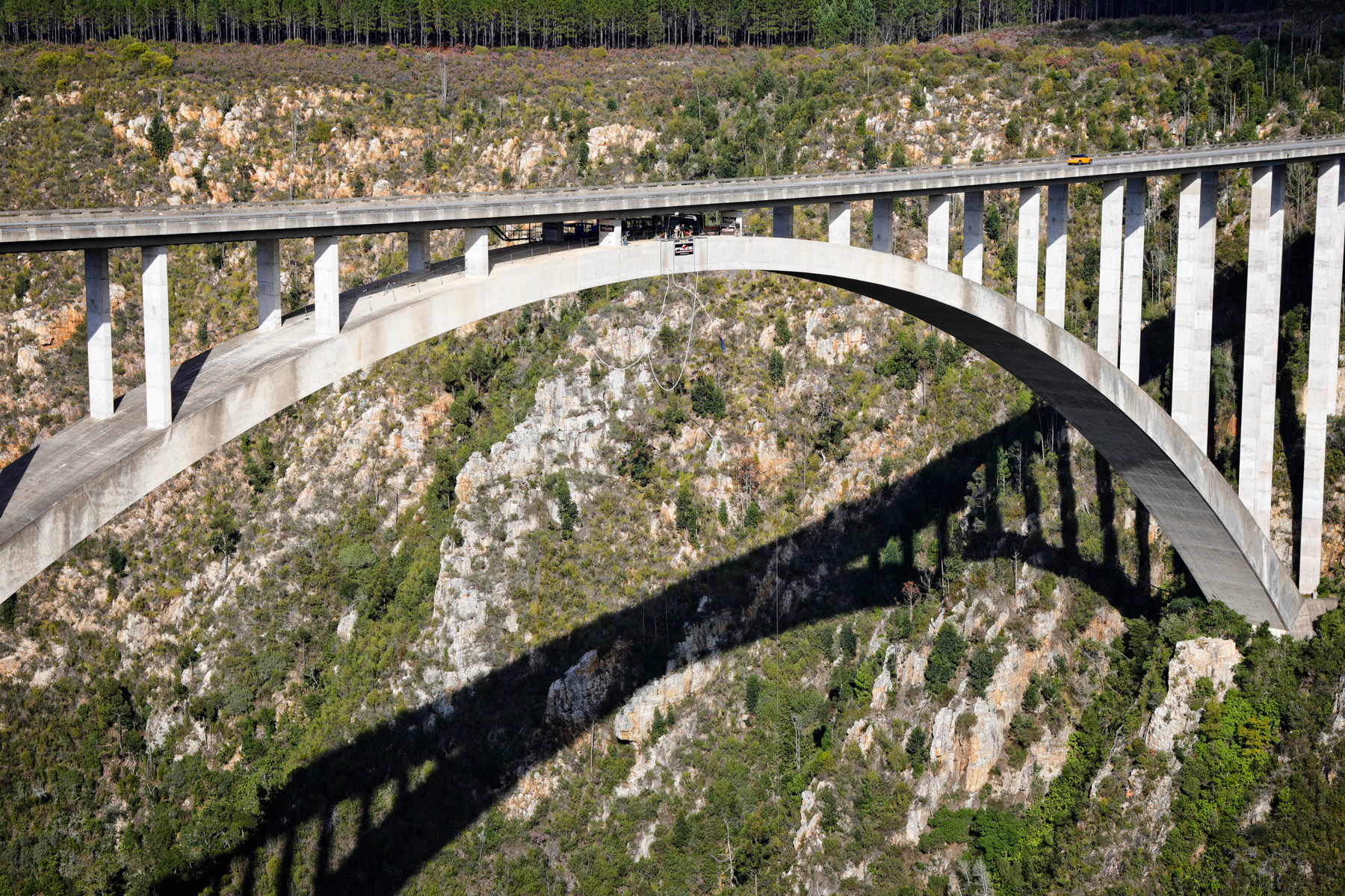Bloukrans Bungee Bridge
